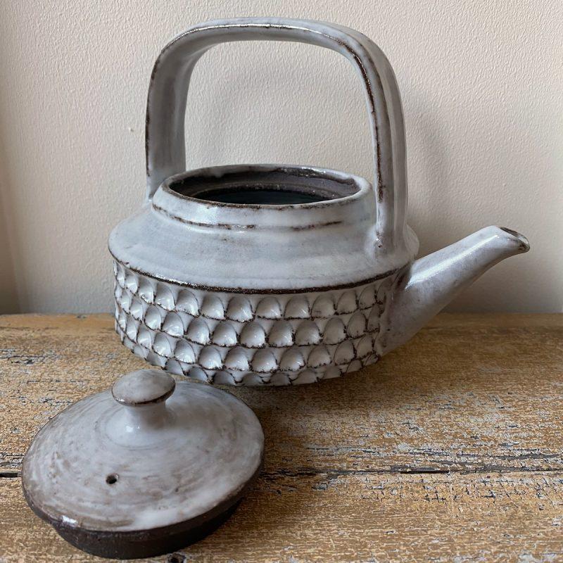 Robyn Cove Stoneware Teapot