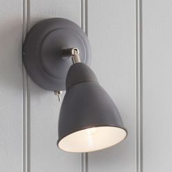 Teme Wall Light - Grey
