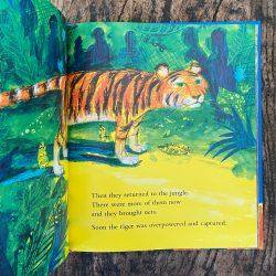 The Last Tiger by Petr Horacek