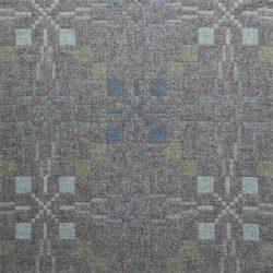 Vintage Star Welsh Blanket - Slate