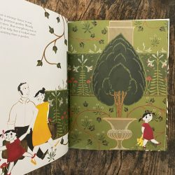 Wendy and the Wallpaper Cat by Jason Hook and Ilaria Demonti