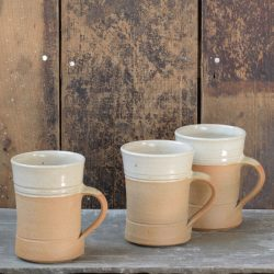 Winchcombe Tall Stoneware Mugs