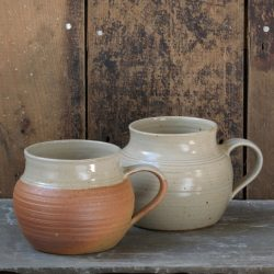 Winchcombe Stoneware Soup Mugs