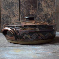 Winchcombe Stoneware Shallow Casserole Dish