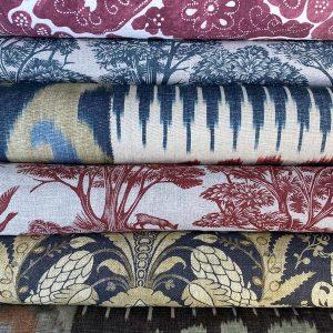 Lewis and Wood Fabrics