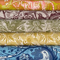 St Judes fabrics tinsmiths natural fabric