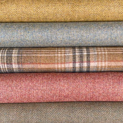 Wool Furnishing Fabrics