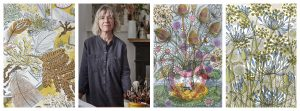 Angie Lewin Artist Collage Tinsmiths