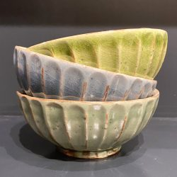 James Burnett-Stuart Small Blue Bowl - JB1918
