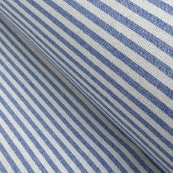 Extra Wide Coast Stripe Blue
