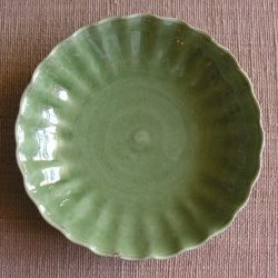 James Burnett-Stuart Scalloped Dish - JBSM1