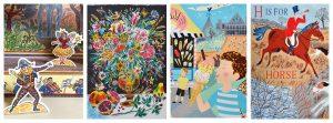 Emily Sutton Artist Collage Tinsmiths