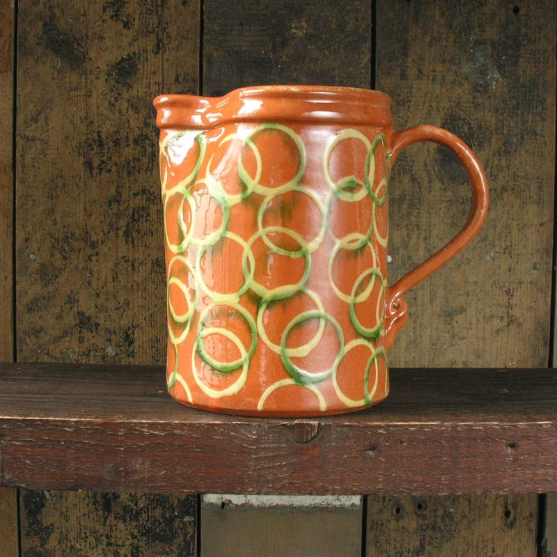 French Country Pottery Jug FCP15