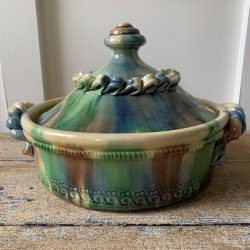 French Country Pottery Tureen FFT1
