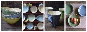 James Burnett Stuart Ceramicist Collage Tinsmiths
