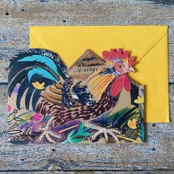 Mark Hearld Chickens