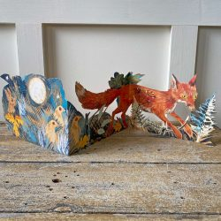 Mark Hearld Fox Card
