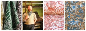 Mark Hearld St Judes Collage Tinsmiths