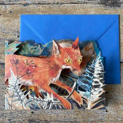 Mark Hearld Fox