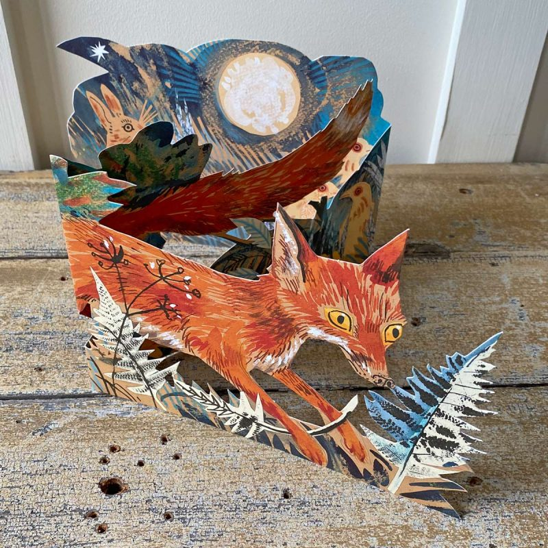 Mark Hearld Menargerie Fox