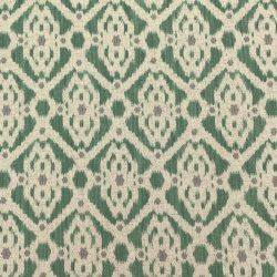 Extra Wide Medina Forest Green fabric