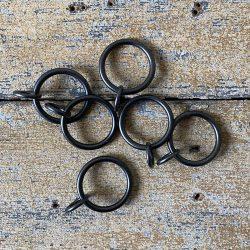 Curtain Rings Metal 19mm