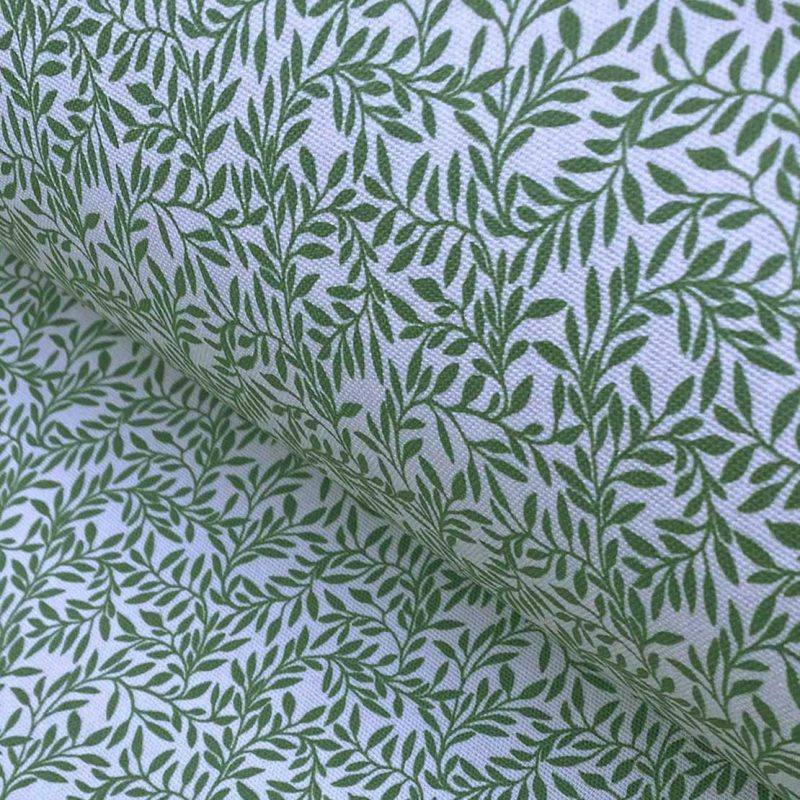 Osterley Fabric Green