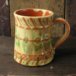 French Country Pottery Mug