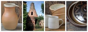 Winchcombe Pottery Collage Tinsmiths