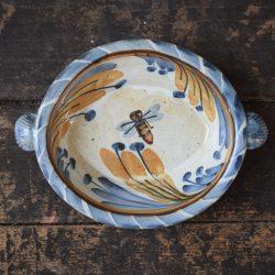 Andrew McGarva Bee Stoneware Bake Tray - AMGB2