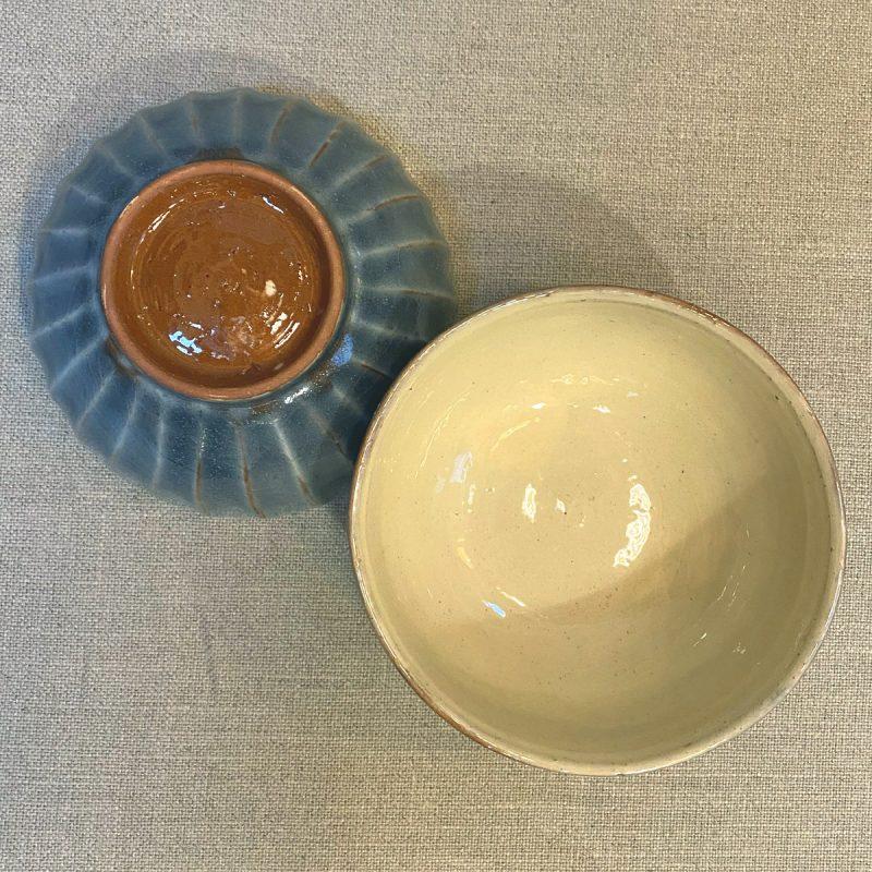 James Burnett-Stuart Small Blue Bowl - JB1918