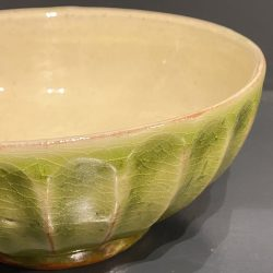 James Burnett-Stuart Small Grass Green Bowl - JB1917