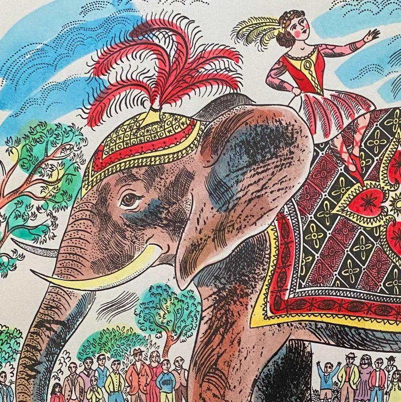 Emily Sutton Elephant