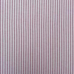 Extra Wide Coast Stripe - Peony