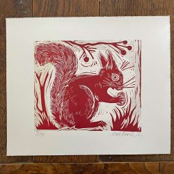 Mark Hearld Squirrel