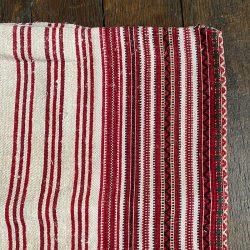 Ukrainian Linen Bolster Cover URC2 Tinsmiths