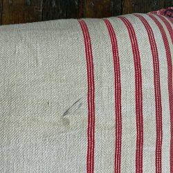 Ukrainian Linen Bolster Cover URC4 Tinsmiths