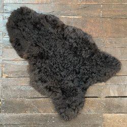 Short Hair Sheepskin - Black
