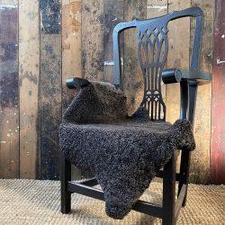Short Hair Sheepskin - Cappuccino