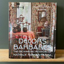 Décors Barbares: The Enchanting Interiors of Nathalie Farman‑Farma