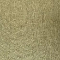 Washed Linen Khaki Green