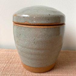 Jack Welbourne Small Lidded Jar - JWLJ2
