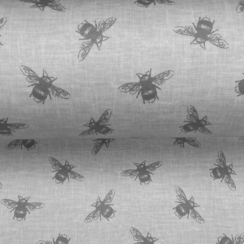 Oilcloth Bumble Bee Natural Tinsmiths