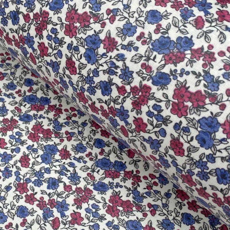 Oilcloth Lenia Magenta
