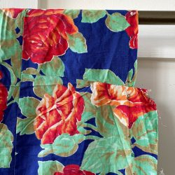 Vintage Russian Roller Printed Cotton - RRPC1