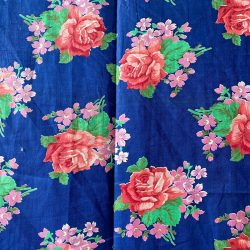 Vintage Russian Roller Printed Cotton - RRPC4