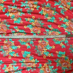 Vintage Russian Roller Printed Cotton - RRPC6