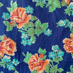Vintage Russian Roller Printed Cotton - RRPC31
