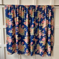 Vintage Russian Roller Printed Cotton - RRPC33
