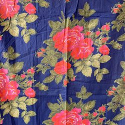 Vintage Russian Roller Printed Cotton - RRPC35